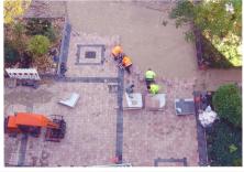 Mosaik Pflasterarbeiten düsseldorf